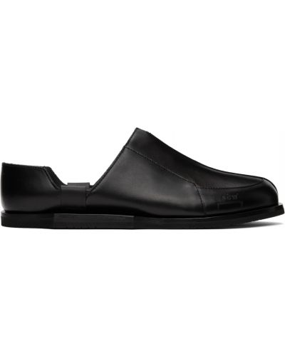 Czarne loafers A-cold-wall*