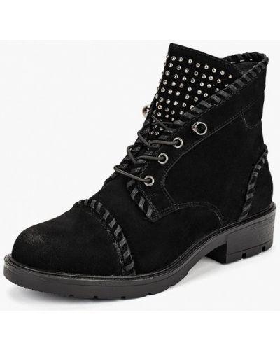 Ботинки на каблуке осенние Style Shoes