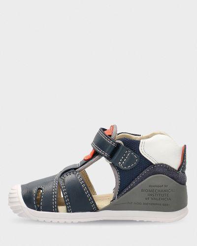 Кожаные сандалии - черные Biomecanics