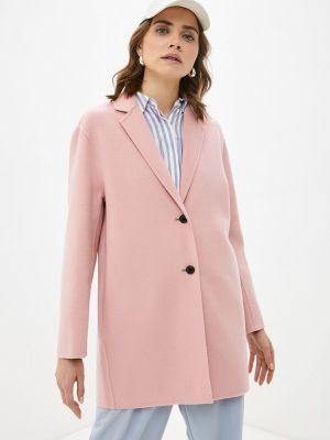 Розовое пальто Tommy Hilfiger