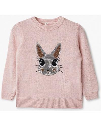 Розовый свитер Defacto