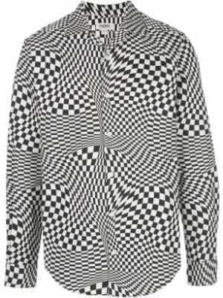 Классическая рубашка на пуговицах Phipps
