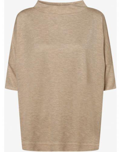 Beżowa koszulka oversize Someday