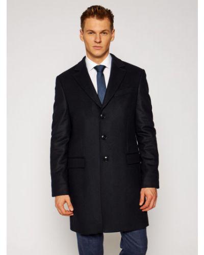 Płaszcz wełniany Tommy Hilfiger
