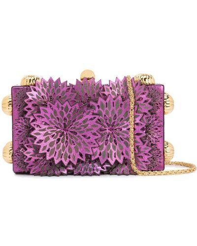 Фиолетовая сумка Tonya Hawkes
