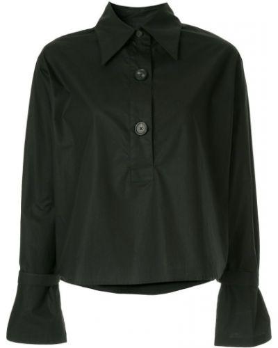 Рубашка черная Wynn Hamlyn