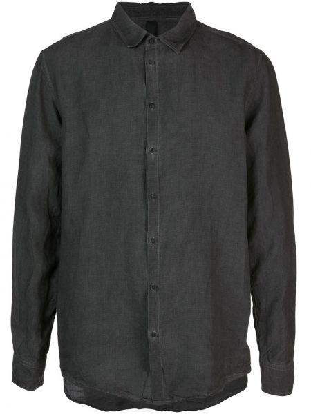 Свободная рубашка на пуговицах Poème Bohémien