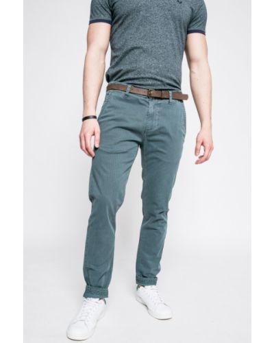 Зауженные брюки с карманами хлопковые Medicine