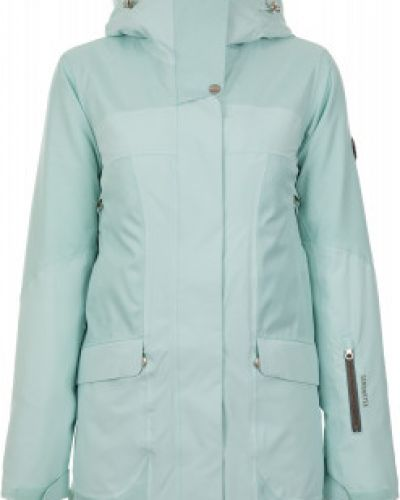 Утепленная куртка горнолыжная с капюшоном Volkl
