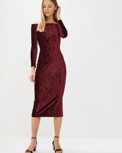 Красное вечернее платье Ruxara