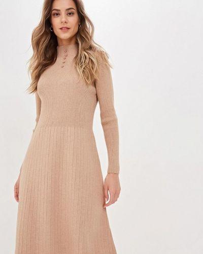 Платье бежевое Kira Mesyats