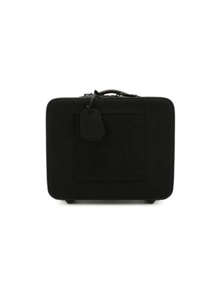 Кожаный чемодан Kiton