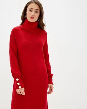 Платье вязаное красный Care Of You