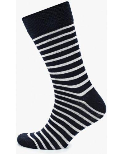 Синие носки турецкие Topman