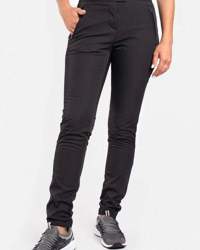 Теплые черные брюки Avecs