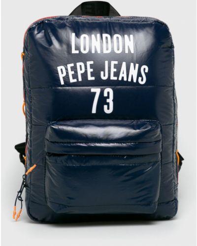Джинсы синий темно-синий Pepe Jeans