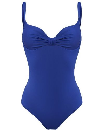 Слитный купальник - синий Ritratti Milano