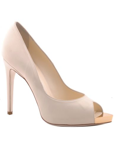 Бежевые туфли Loriblu