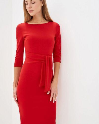 Платье прямое осеннее City Goddess
