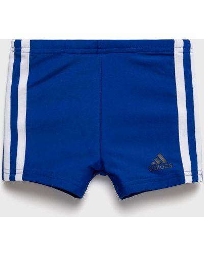 Плавки оранжевый синие Adidas Performance