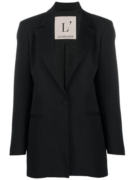 Черный пиджак L'autre Chose