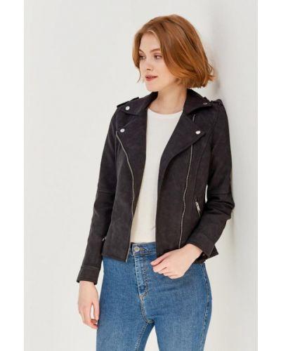 Черная куртка демисезонная Vero Moda