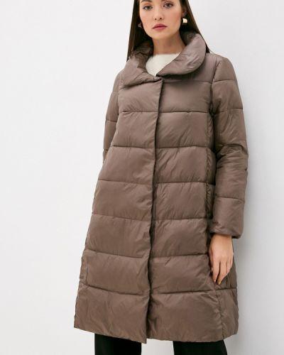 Коричневая утепленная куртка Savage