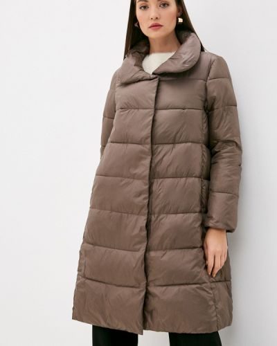 Теплая коричневая куртка Savage