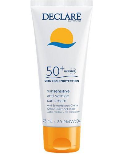 Крем солнцезащитный для лица солнцезащитный Declare