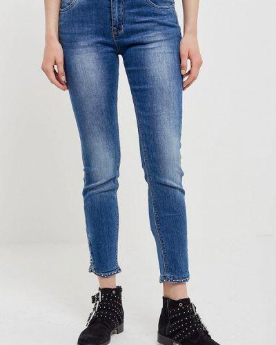 Синие джинсы Kiss Pink