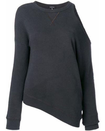 Czarna bluza dresowa R13
