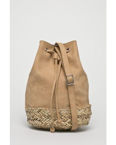 Сумка через плечо сумка-мешок кожаный Medicine