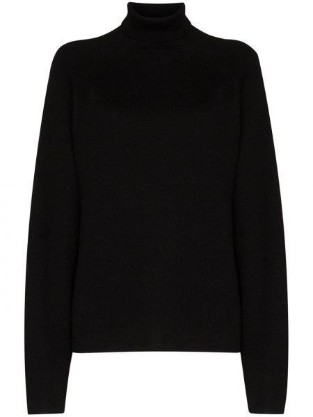 Черный свитер Carcel