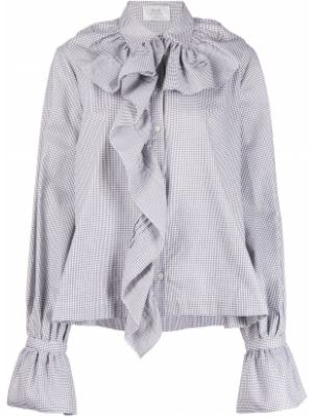 Блузка с оборками Victoria, Victoria Beckham