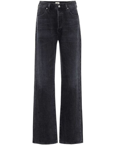 Широкие джинсы mom винтажные Citizens Of Humanity