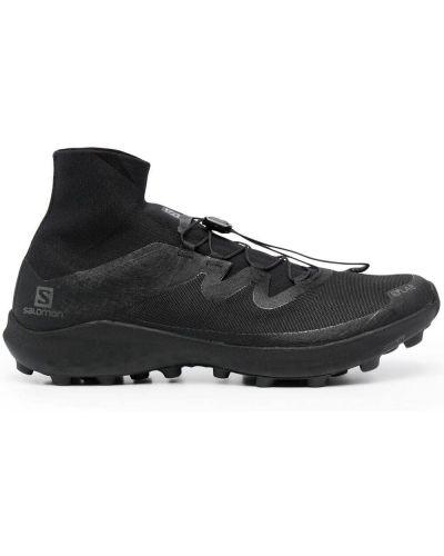 Кожаные носки - черные Salomon S/lab