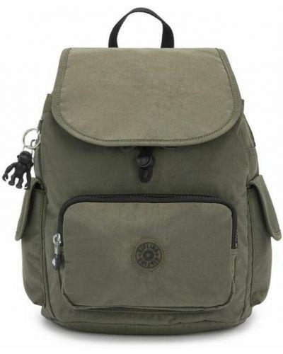 Zielony plecak Kipling
