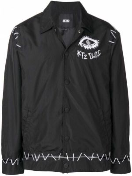 Спортивная куртка - черная Ktz