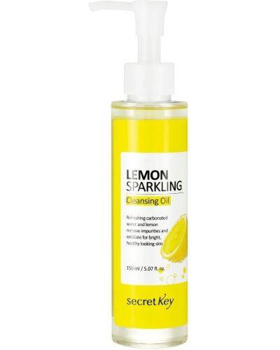 Гидрофильное масло очищающее очищающий Secret Key