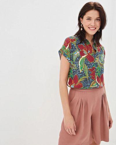 Блузка с коротким рукавом весенний Sela