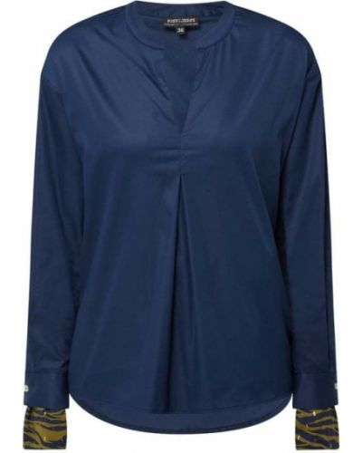 Niebieska bluzka bawełniana Risy & Jerfs