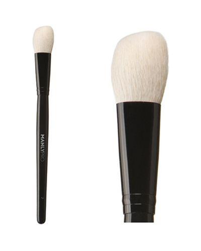 Кисть для макияжа плоская Manly Pro