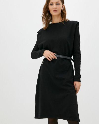 Платье - черное Miss Gabby