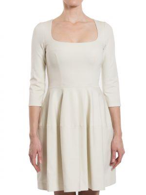 Платье из вискозы - белое Plein Sud