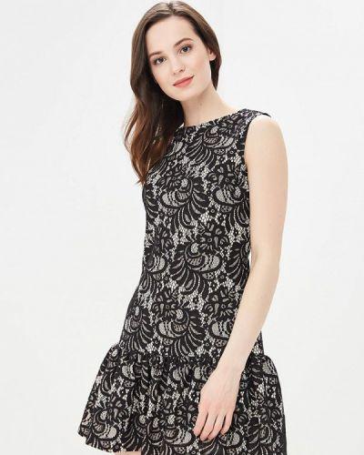 Черное платье весеннее Incity