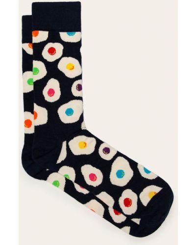 Носки синий темно-синий Happy Socks