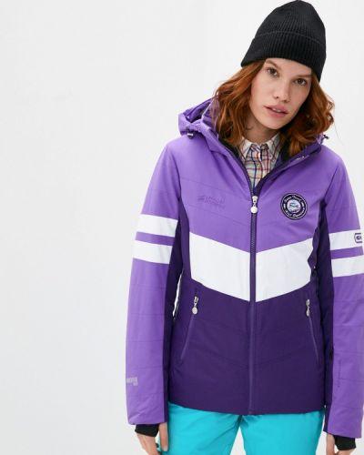 Фиолетовая куртка горнолыжная High Experience