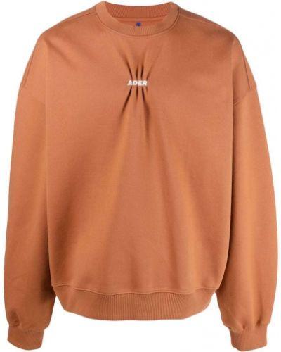 Bluza dresowa - brązowa Ader Error