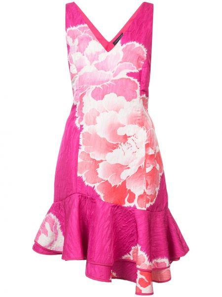 Платье на молнии Josie Natori