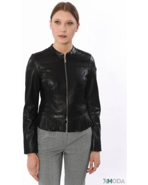 Кожаная куртка Milestone